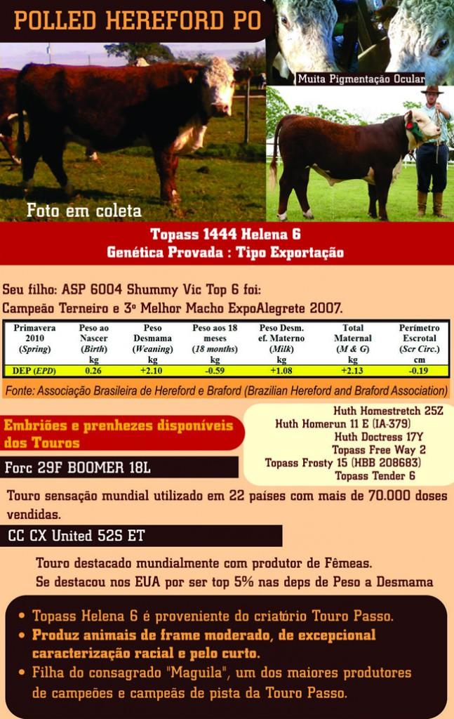 Topass Helena 1444