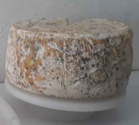 Realmente um espetáculo esse novo queijo da Queijaria Da Rose