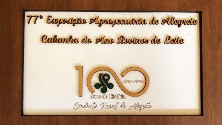 ASP conquista Grandes Campeonatos Braford e Normando na ExpoAlegrete 2019