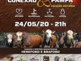 DOMINGO – 24/05/2020 – 21h Remate Virtual Conexão Pampa